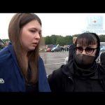 Дочь Кокшенова впервые появилась перед телекамерами