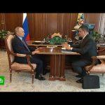 Глава «Почты России» доложил Путину о росте зарплат работников