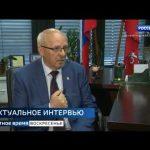 Председатель Комитета по социальной политике города Александр Ржаненков