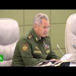 Сергей Шойгу рассказал о новых поставках военной техники в ВС РФ