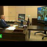 Вакцинация, доплаты медикам и борьба с безработицей: итоги совещания с Путиным