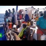 Британия хочет перекрыть Ла-Манш и остановить поток нелегальных мигрантов
