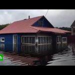 Уровень воды в Амуре у Хабаровска превысил 6 метров