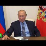Путин: в России производят уникальные образцы вооружения