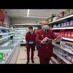 Магазинам напомнили о запрете обслуживать покупателей без масок