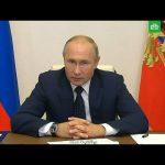 Путин потребовал выделить средства на лекарства для больных COVID-19