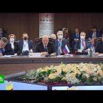Мишустин обсудил перспективы сотрудничества с коллегами по ЕАЭС