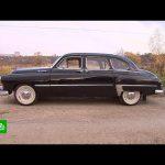 Легендарный ЗИМ: что собой представлял первый советский лимузин
