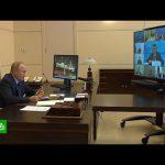 Путин: жестких и тотальных ограничений из-за COVID-19 не планируется