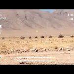 Иран перебросил военных и танки к границе с Карабахом