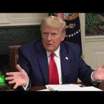 Трамп назвал условие, при котором покинет в Белый дом