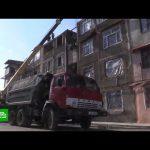 Российские спасатели в Степанакерте подготовили к заселению 10 многоквартирных домов