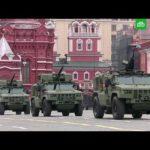 Новинка парада: «Тайфун-ПВО» — впервые на Красной площади